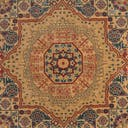 Link to Beige of this rug: SKU#3125780