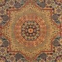 Link to Beige of this rug: SKU#3125770