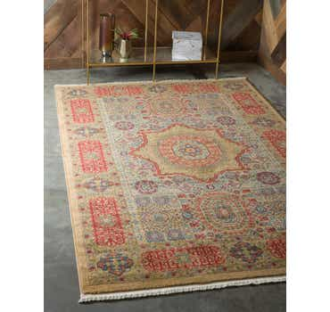 Image of 3' 3 x 5' 3 Mamluk Rug