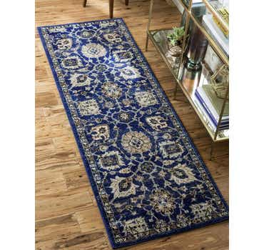 Image of  Blue Legacy Runner Rug