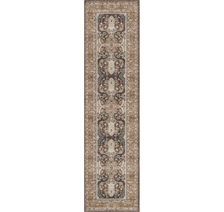 Image of 2' 7 x 10' Heritage Runner Rug