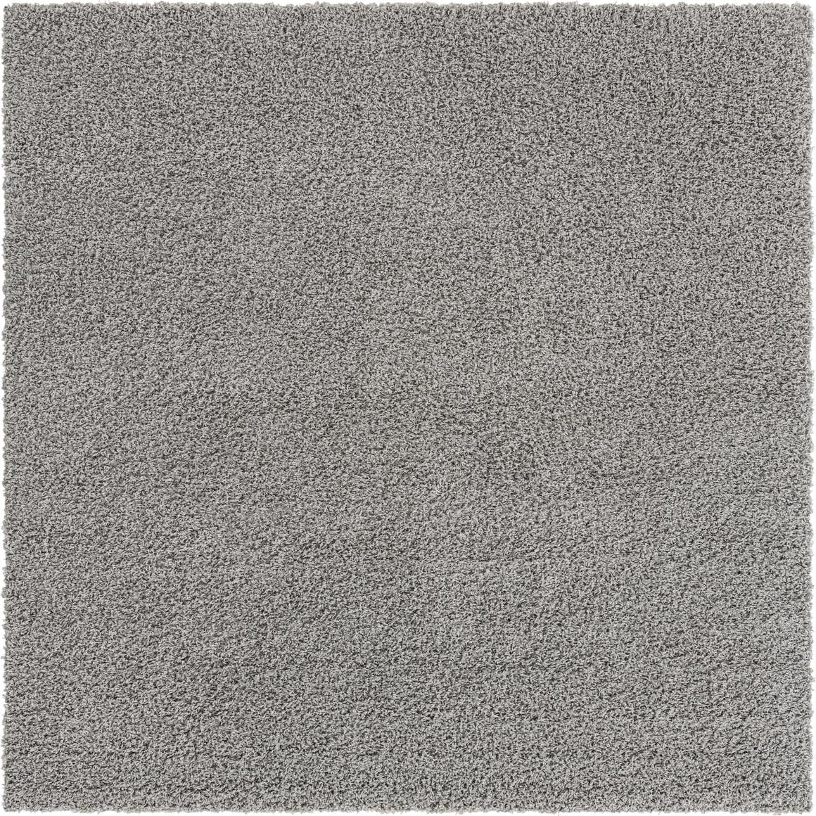 8' x 8' Solid Shag Square Rug main image