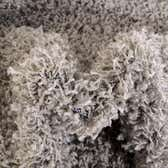 152cm x 245cm Solid Shag Rug thumbnail image 7