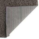 5' x 5' Solid Shag Square Rug thumbnail