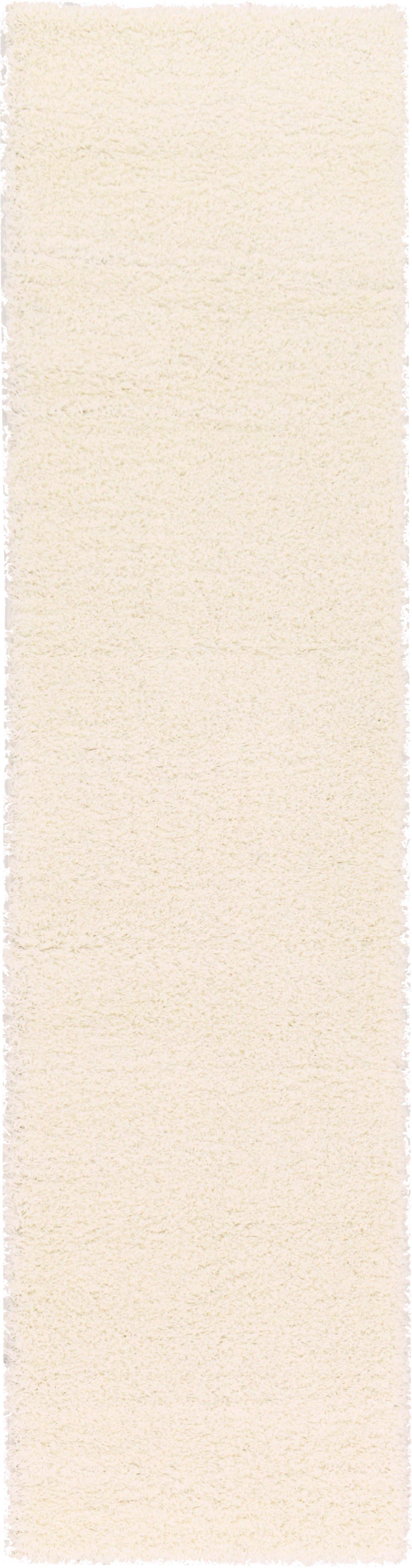 2' 6 x 10' Solid Shag Runner Rug main image
