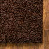 245cm x 245cm Solid Shag Square Rug thumbnail