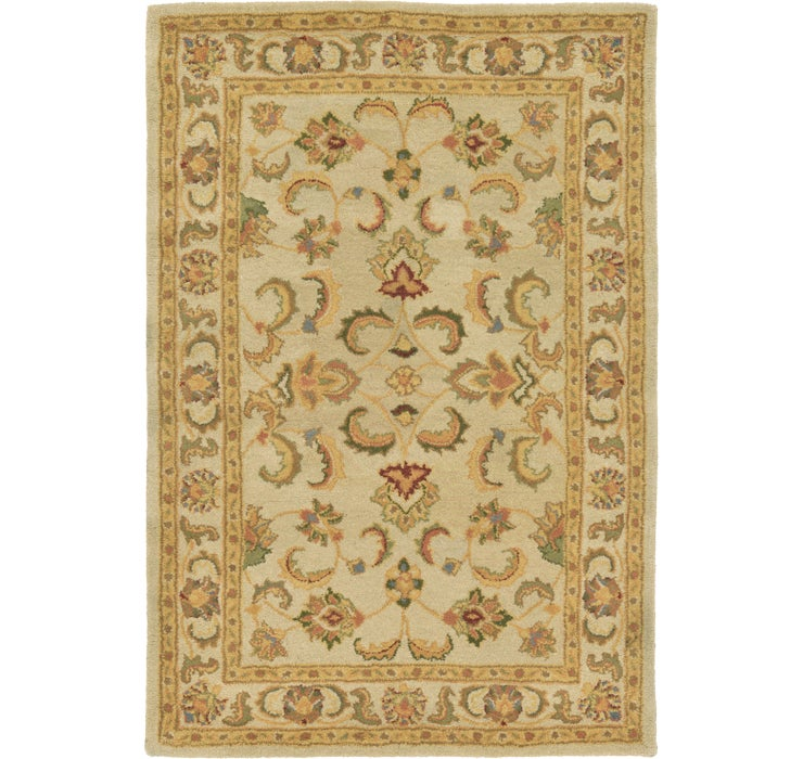 Image of 4' 3 x 6' 3 Classic Agra Rug