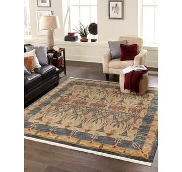 Image of  10' x 10' Chelsea Square Rug