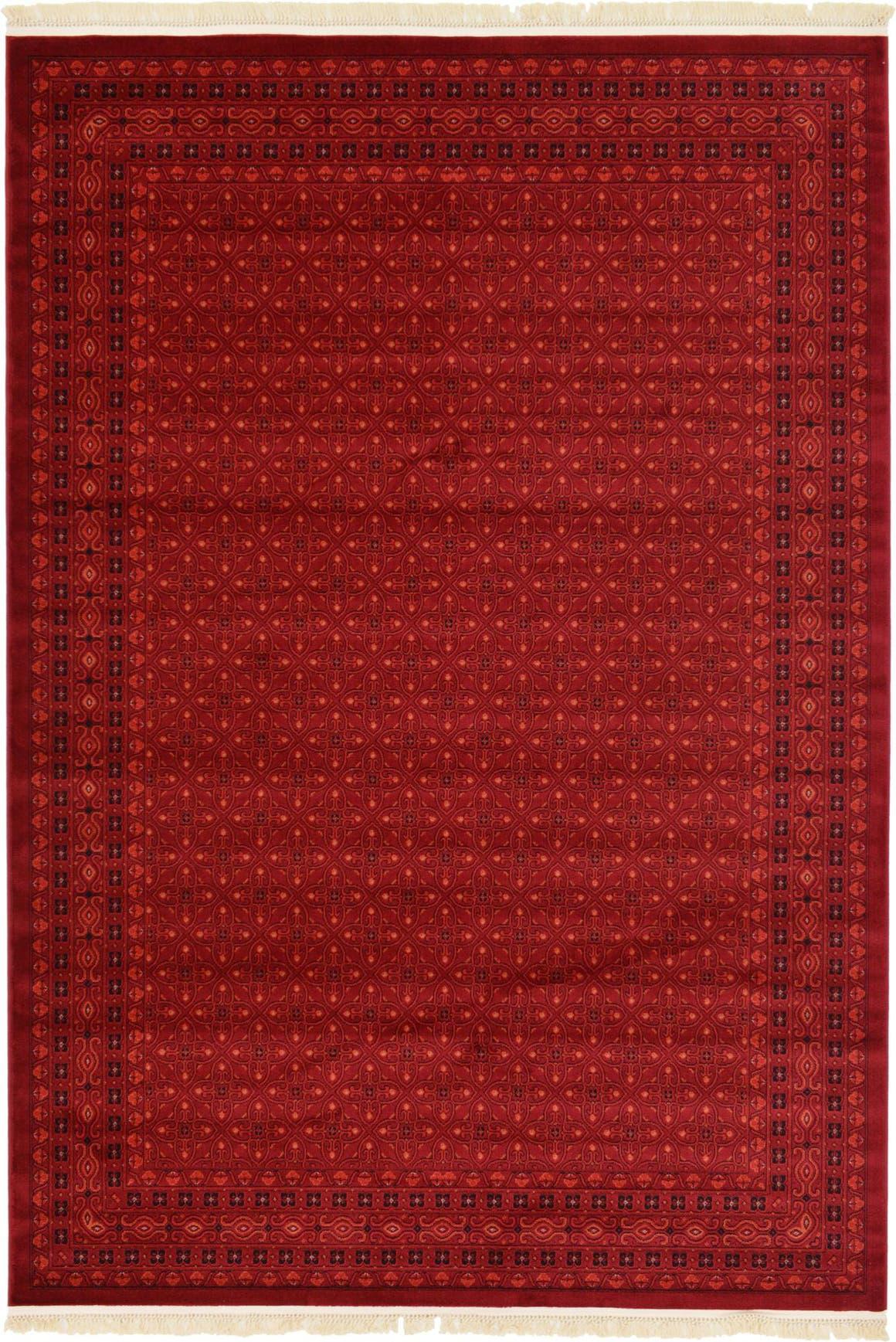 7' x 10' Bokhara Rug main image