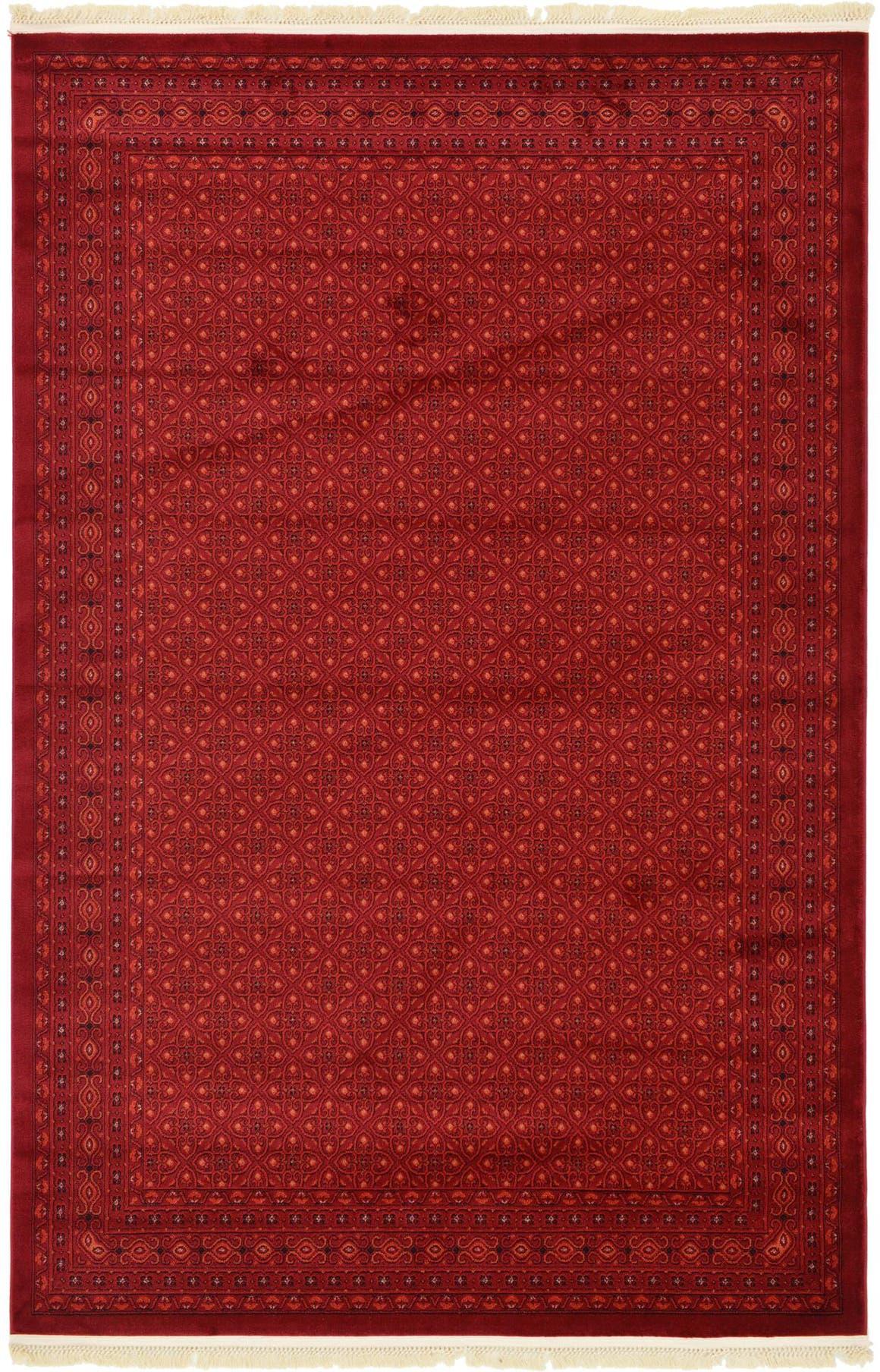 6' x 9' Bokhara Rug main image