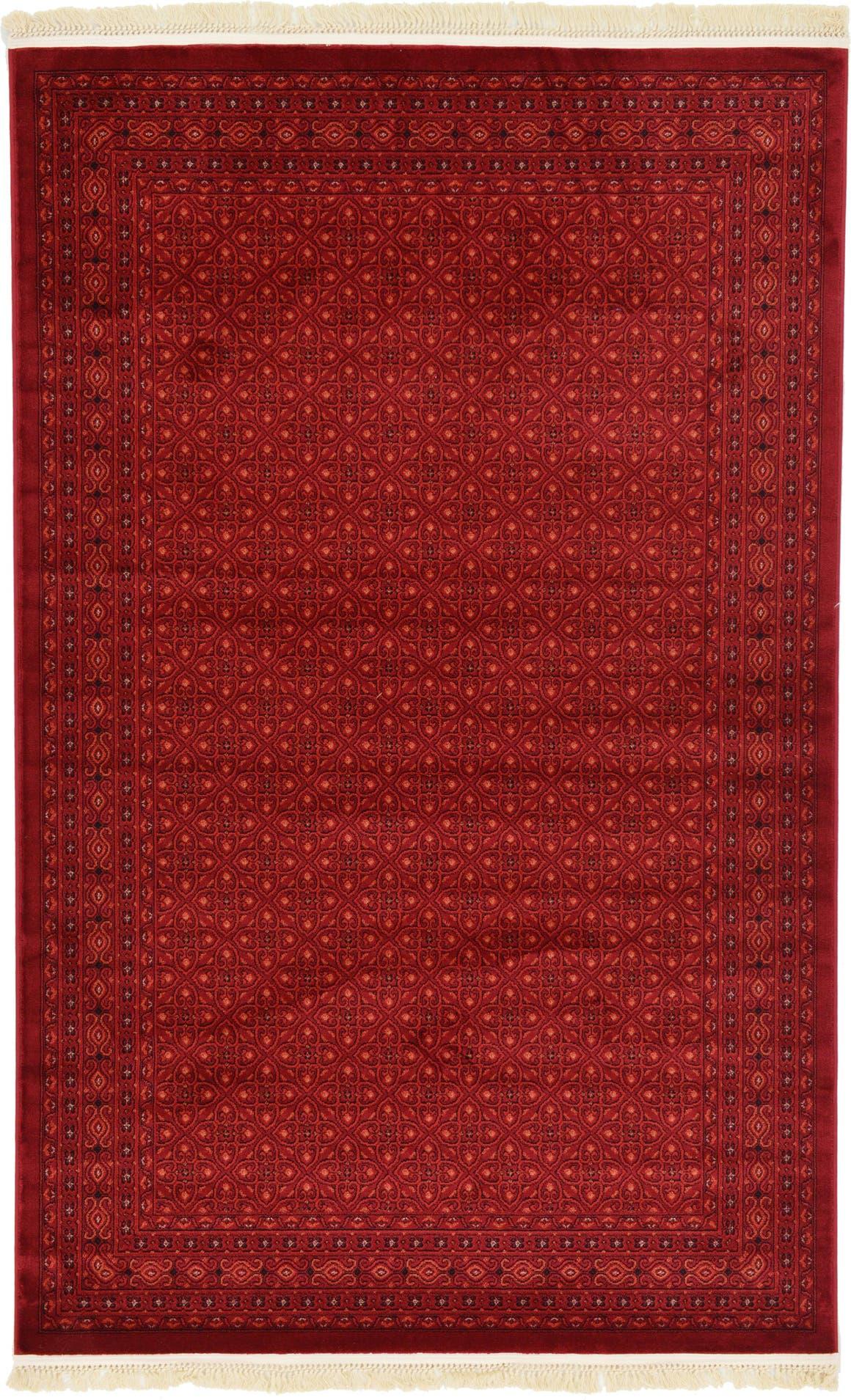 5' x 8' Bokhara Rug main image