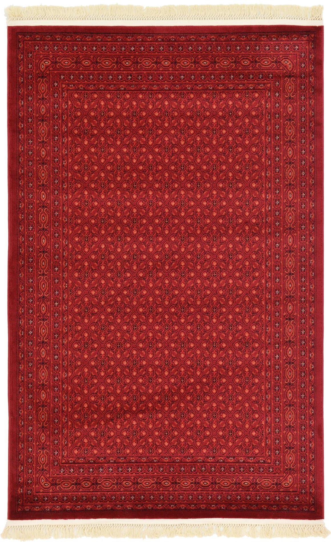 4' x 6' Bokhara Rug main image