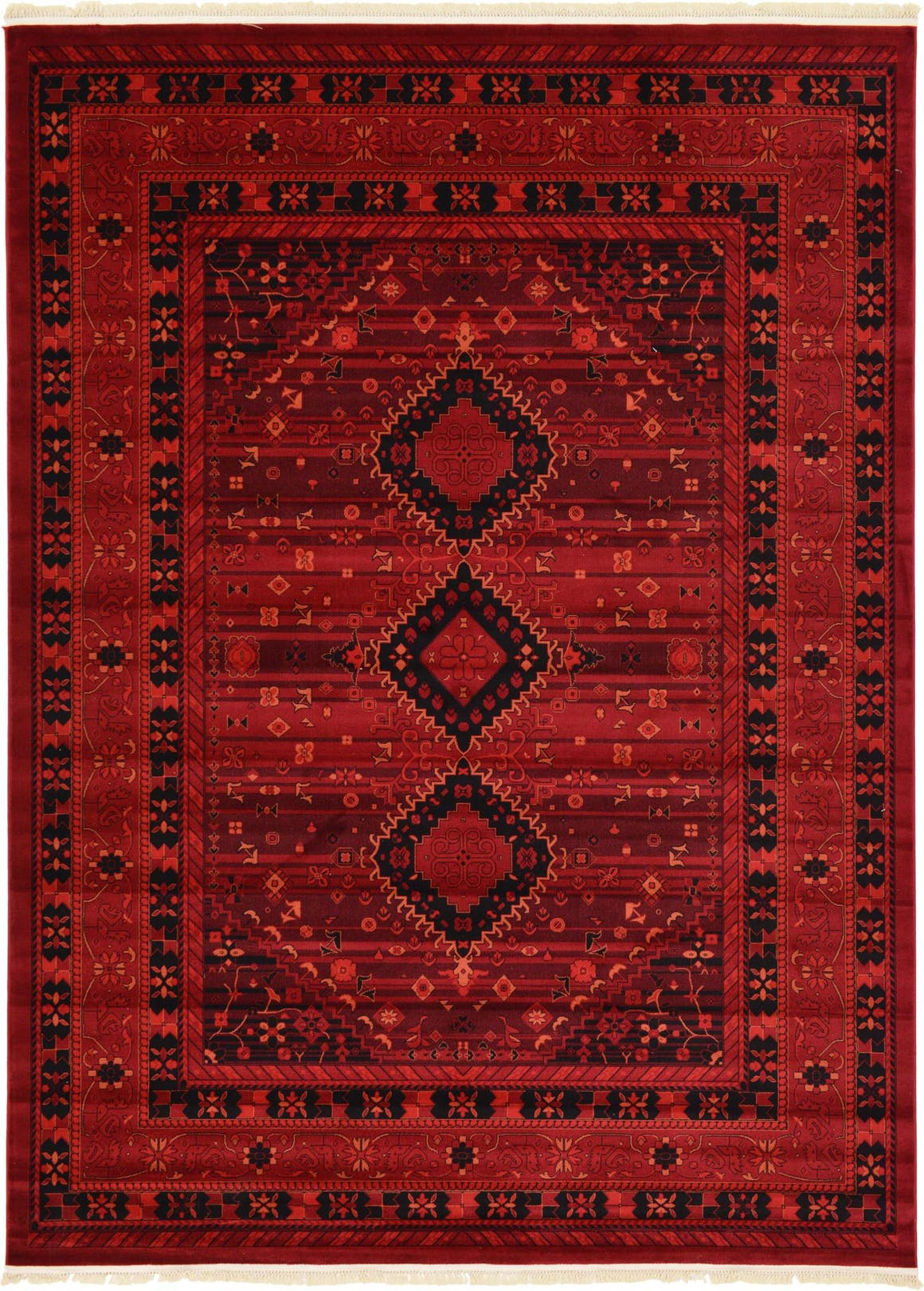 9' x 12' Bokhara Rug main image
