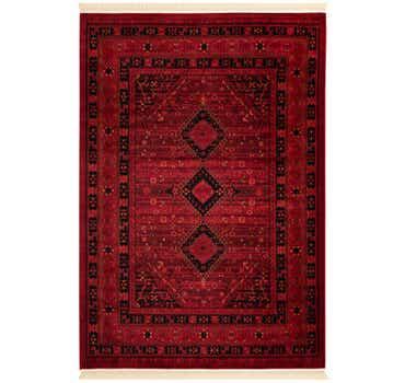 Image of  Red Bokhara Rug