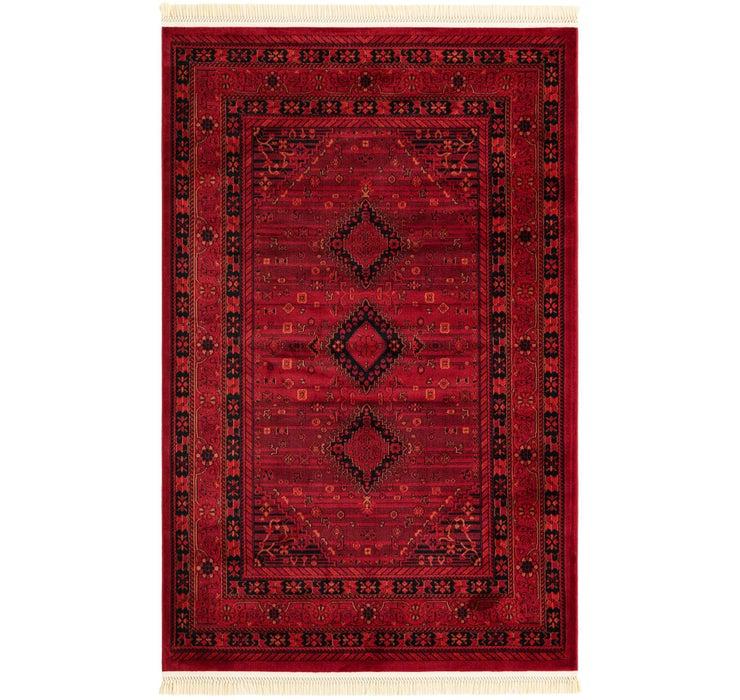 Image of  Red Bukhara Rug