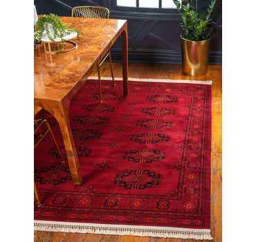 Image of  Red Bokhara Rug