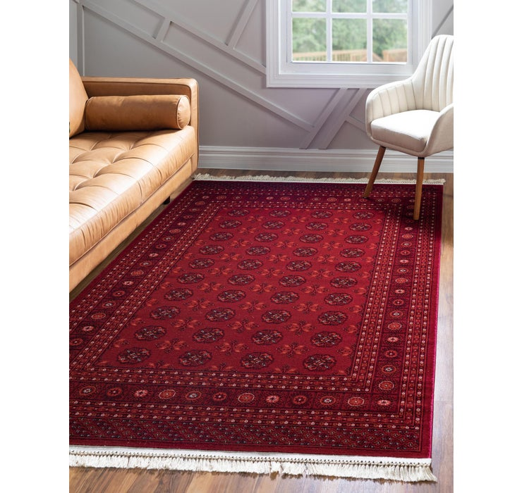 Image of  Red Bukhara Rug