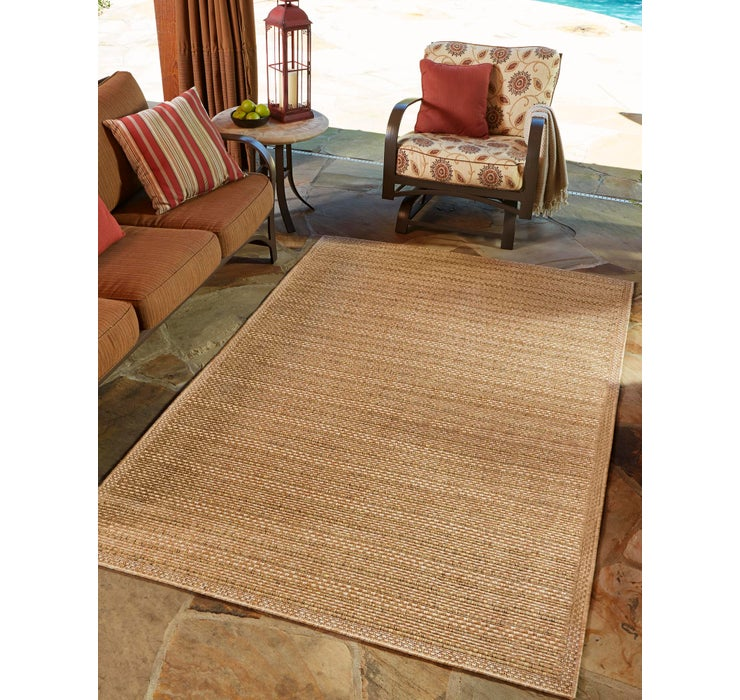 65cm x 90cm Outdoor Border Rug