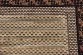 6' x 6' Outdoor Border Square Rug thumbnail