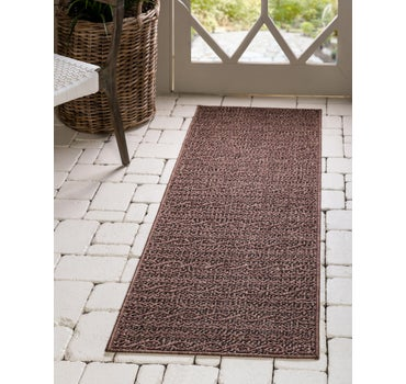 2' 2 x 6' Outdoor Modern Runner Rug main image