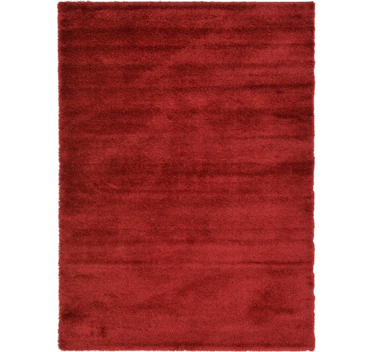 245cm x 345cm Luxe Solid Shag Rug