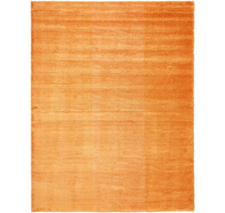 Image of 370cm x 488cm Luxe Solid Shag Rug