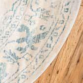 6' x 6' Victoria Round Rug thumbnail