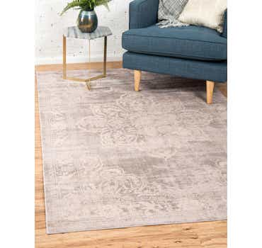 Image of  Gray Victoria Rug