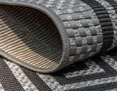 2' x 6' Outdoor Border Runner Rug thumbnail