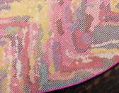 6' x 6' Casablanca Round Rug thumbnail