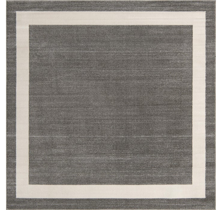 Image of  Gray Angelica Square Rug