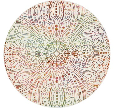 8' x 8' Florence Round Rug main image