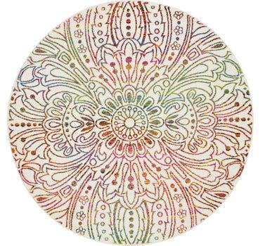 6' x 6' Florence Round Rug main image