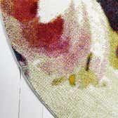 183cm x 183cm Florence Round Rug thumbnail image 6
