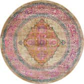 183cm x 183cm Aria Round Rug thumbnail