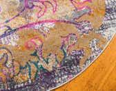 6' x 6' Aria Round Rug thumbnail