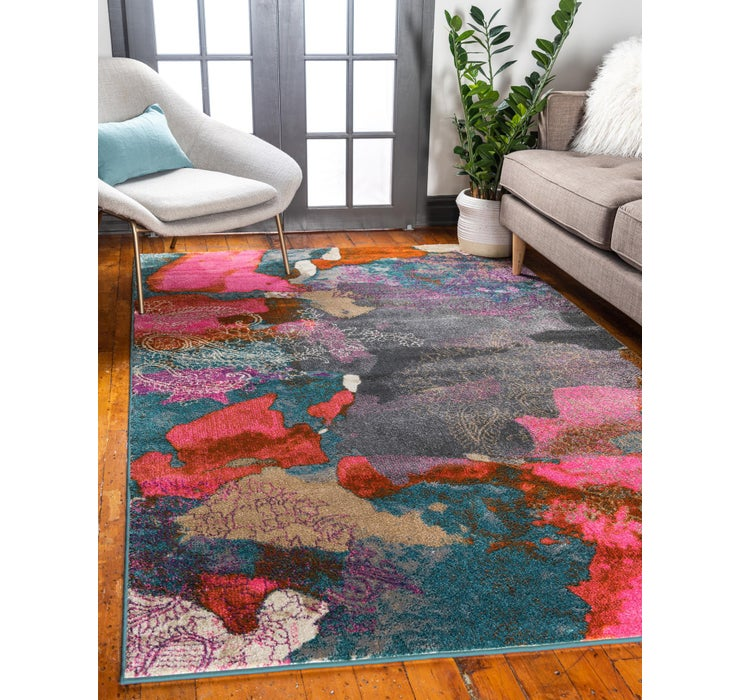 Image of 5' x 8' Aria Rug