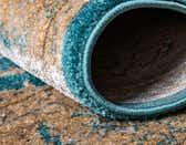8' x 8' Aria Round Rug thumbnail
