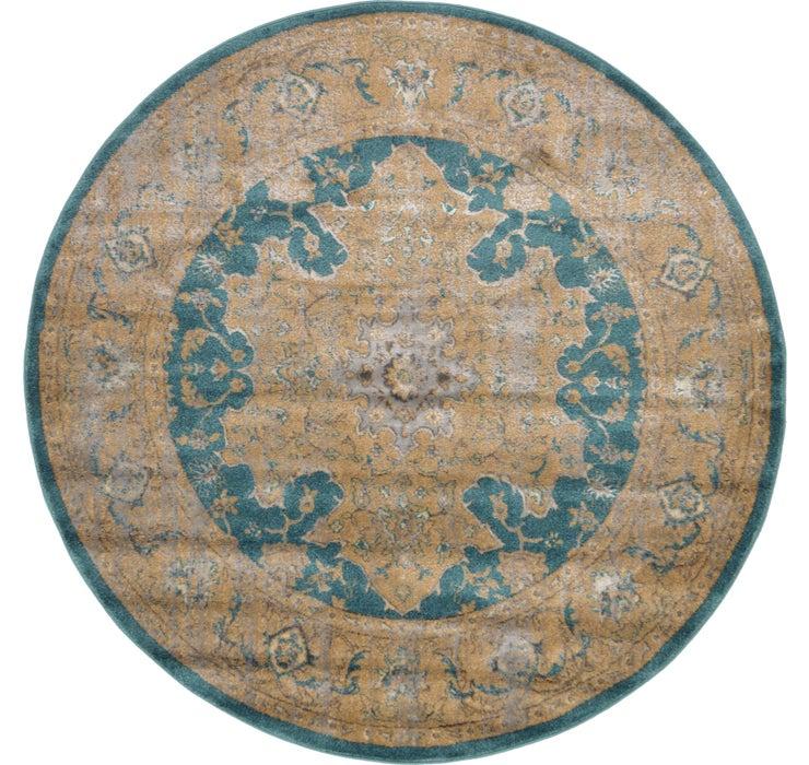 6' x 6' Aria Round Rug