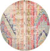 183cm x 183cm Santa Fe Round Rug thumbnail