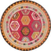 6' x 6' Santa Fe Round Rug thumbnail