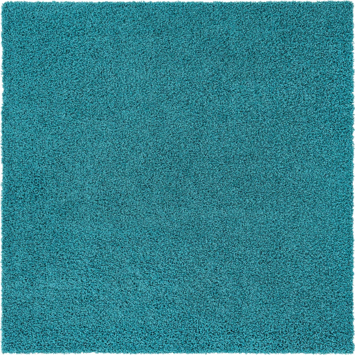 8' x 8' Solid Shag Square Rug main image