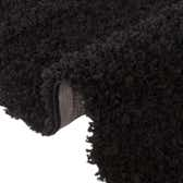 2' 6 x 19' 8 Solid Shag Runner Rug thumbnail