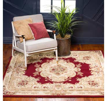 Image of  10' x 10' Chateau Square Rug