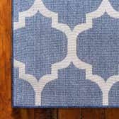 2' 7 x 13' Lattice Runner Rug thumbnail
