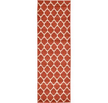 2' x 6' Trellis Runner Rug main image