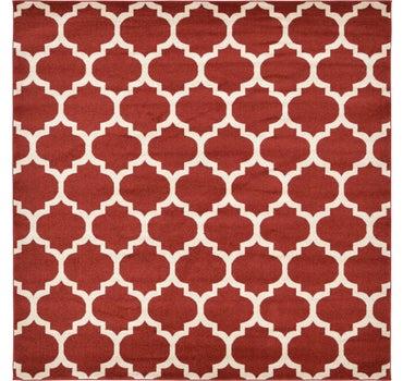 8' x 8' Trellis Square Rug main image