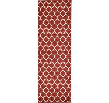 2' 7 x 8' Trellis Runner Rug main image