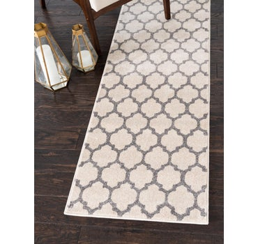 2' 7 x 8' Trellis Runner Rug main image