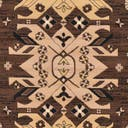 Link to Brown of this rug: SKU#3128694